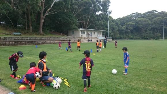オーストラリアサッカースクール