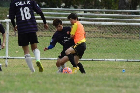 オーストラリア韓国サッカー