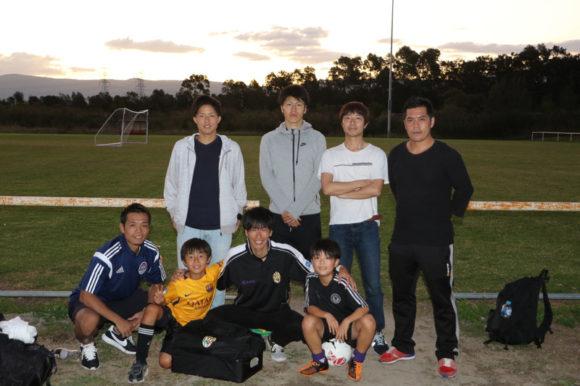 オーストラリア日本人サッカー選手