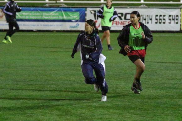シドニー女子サッカー留学