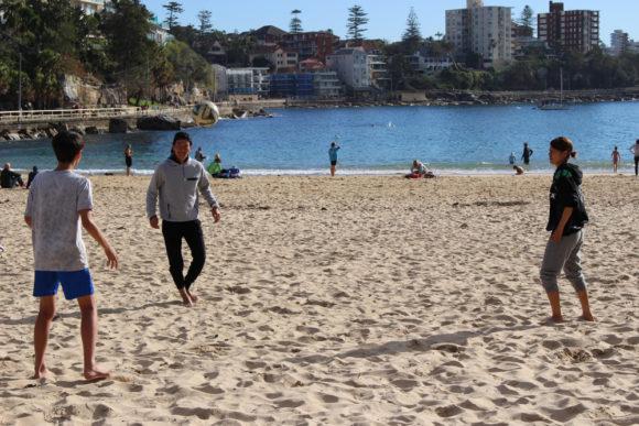 シドニービーチサッカー