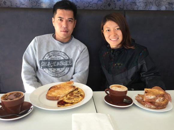オーストラリア朝食