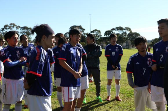 オーストラリアセミプロ日本代表