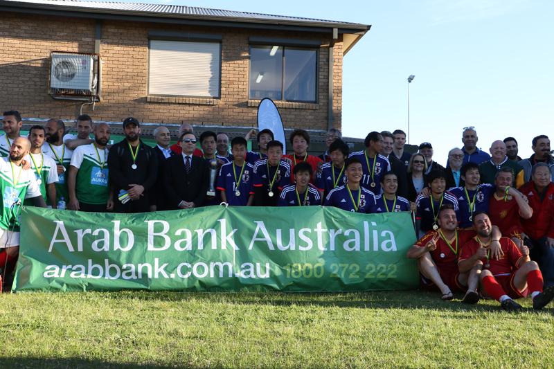 オーストラリアサッカーセミプロ日本代表