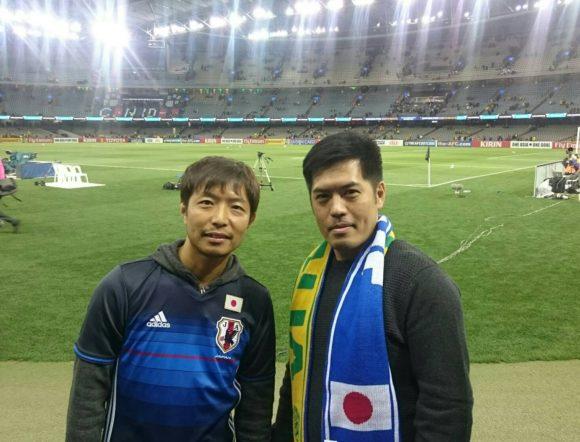 オーストラリアサッカー観戦