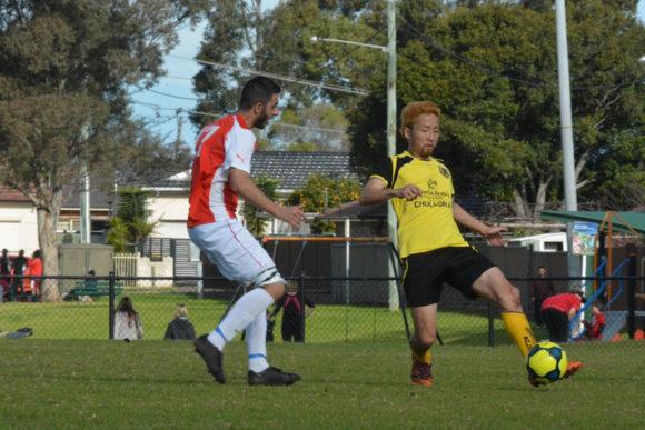 望月昇オーストラリアサッカー