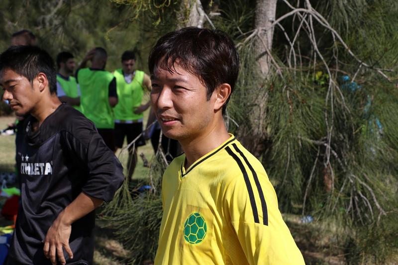 三吉幸樹 オーストラリアサッカートライアル