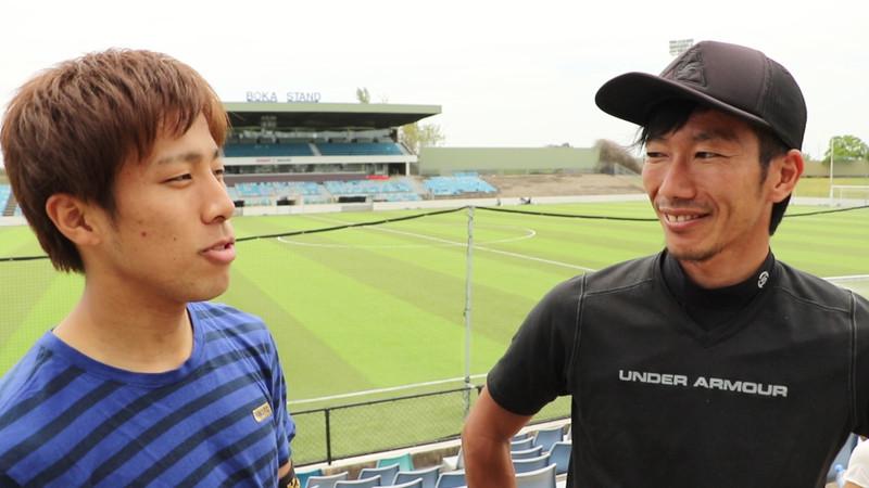 オーストラリアサッカー留学 岡本潤哉