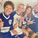 石田まどか選手オーストラリアサッカー