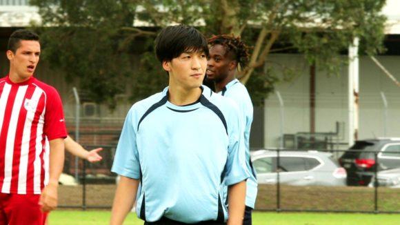犀川稔久オーストラリアサッカー