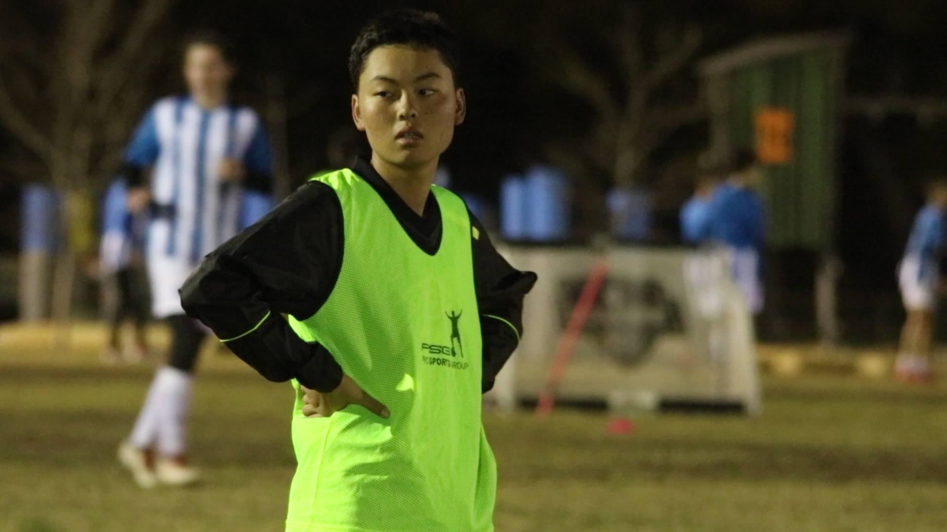 オーストラリア短期サッカー英語留学半田壮平