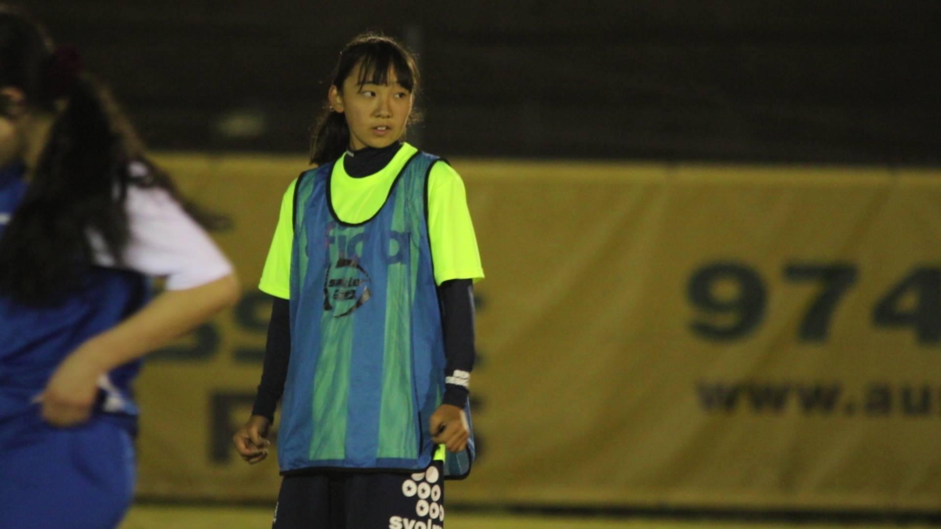 オーストラリアサッカー留学及川瑠月