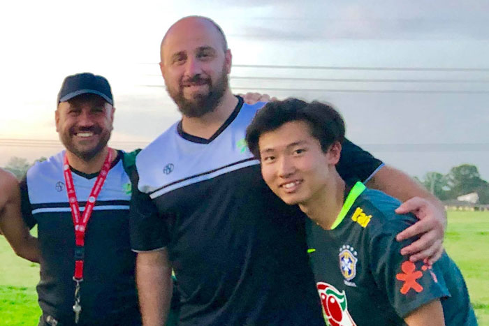 オーストラリア短期サッカー&英語留学