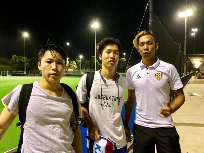 オーストラリアサッカー英語留学