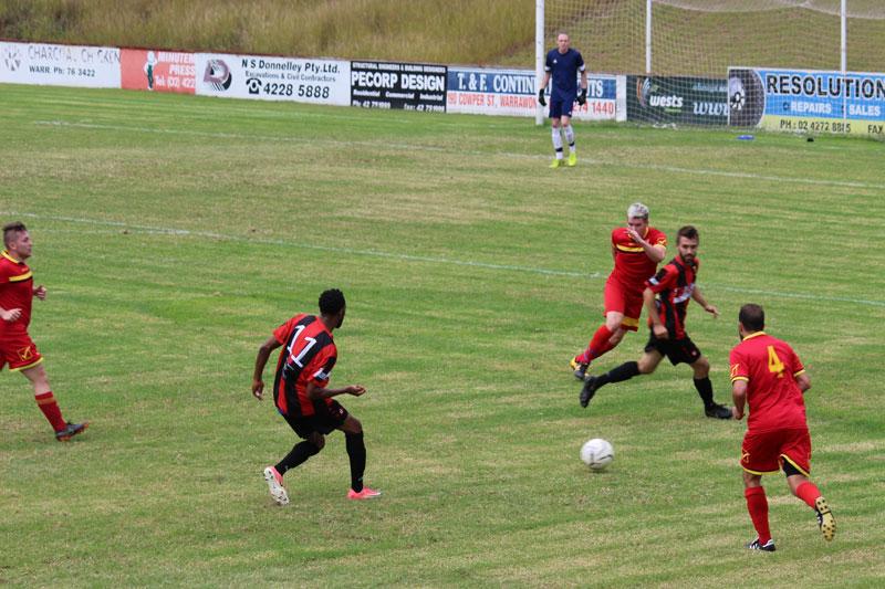 オーストラリアサッカーCringila Lions