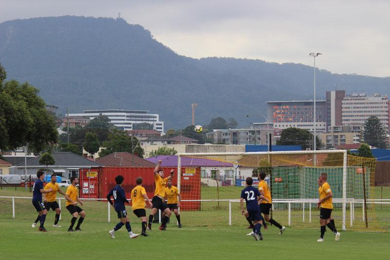 オーストラリアサッカーConiston FC