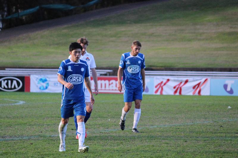 シドニーサッカートライアル