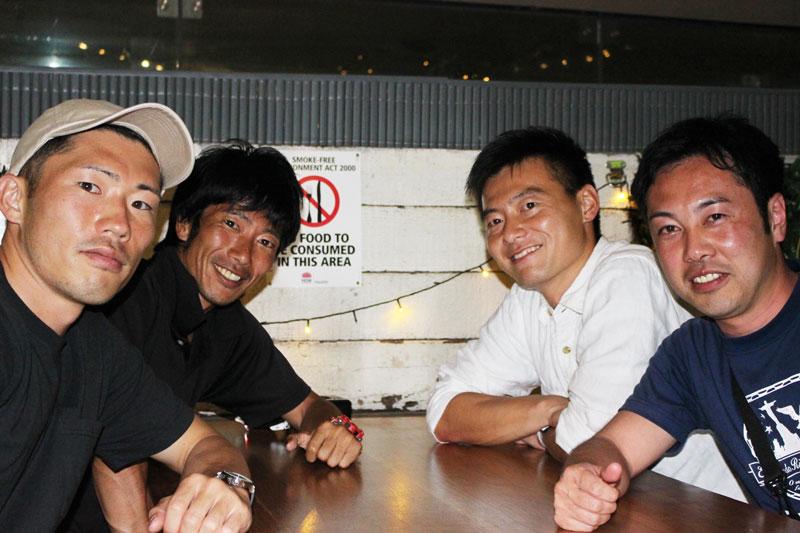 シドニー日本人選手