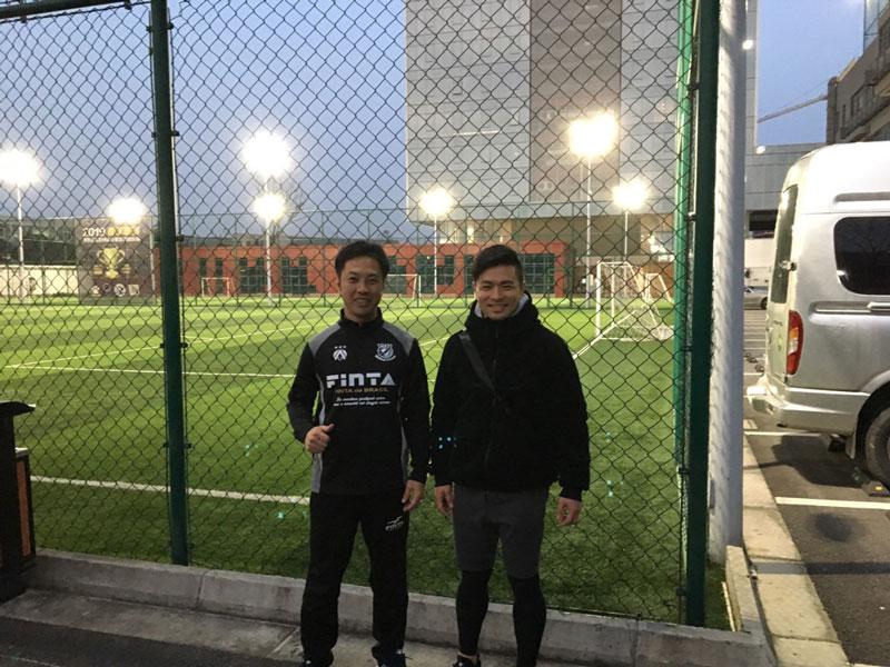 中国サッカースクール