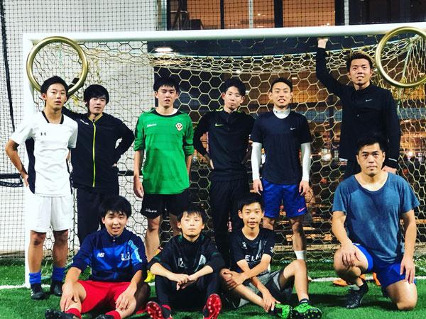 海外サッカー体験談