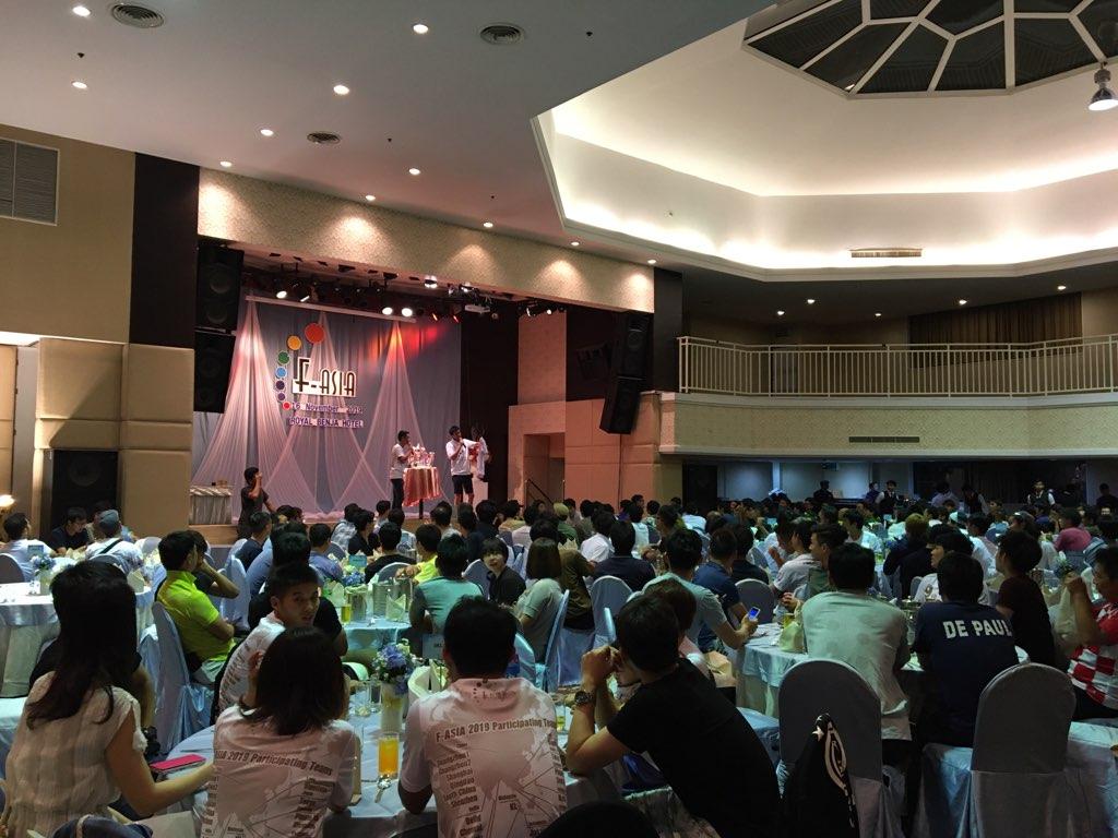 タイ日本人フットサル大会