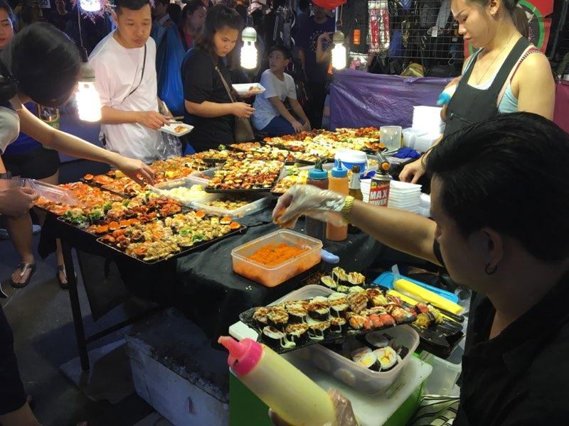 タイ観光市場